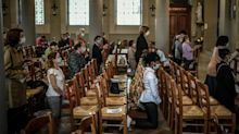 L'Église catholique va déposer un recours en référé pour réautoriser les cultes