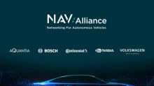Tech & Automotive Leaders Join Forces on Next-Generation In-Vehicle Networking Technologies for Autonomous and Connected Vehicles