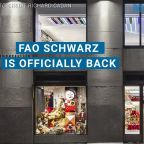 FAO Schwarz Has Been Resurrected Just in Time for the Holidays. See What the Iconic Toy Store Looks Like Now
