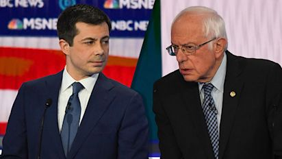 Buttigieg calls out Sanders over electability and more