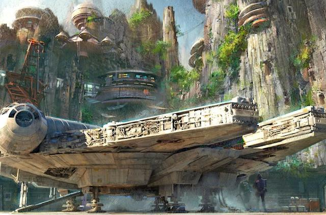A look at Disney's 'Star Wars Experience' concepts
