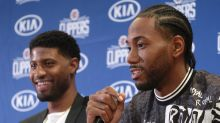 Kawhi Leonard on Clippers partnership with Paul George: 'We can make history here'