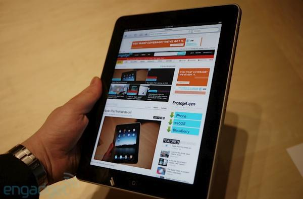 Editorial: Engadget on the Apple iPad