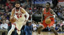 Nikola Mirotic still not on speaking terms with teammate Bobby Portis