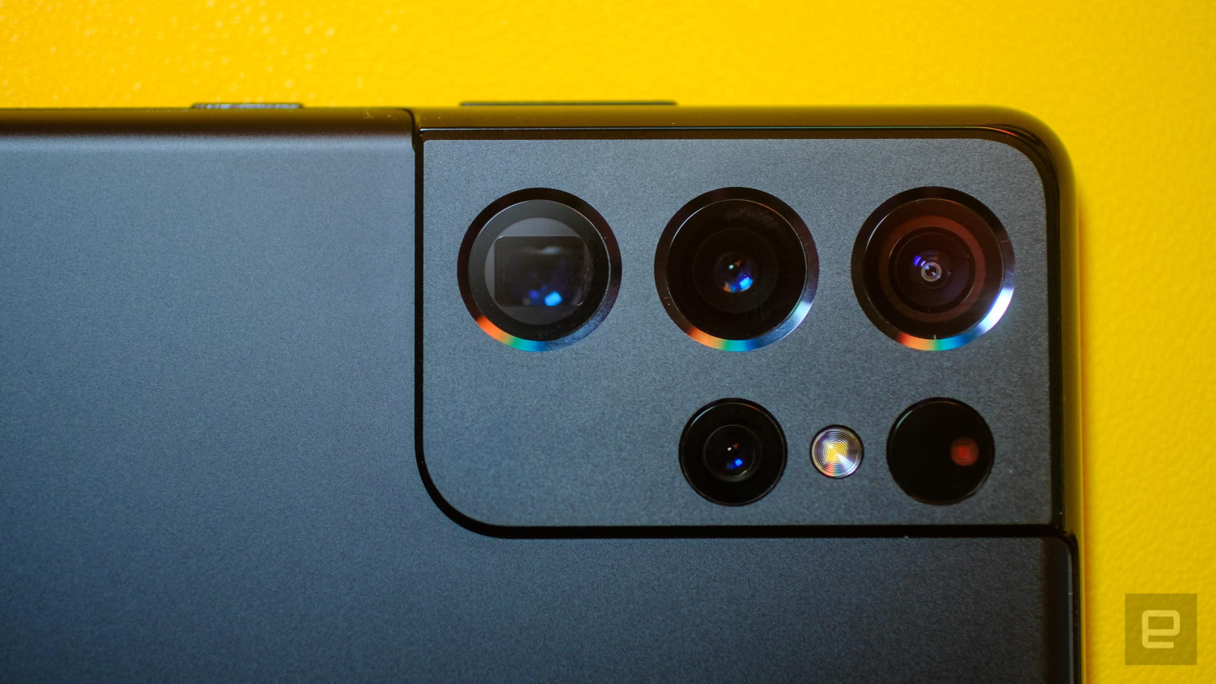 Samsung Galaxy S21 Ultra review photos