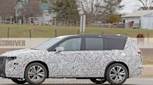The Cadillac XT6 Three-Row SUV Is Officially Coming Soon