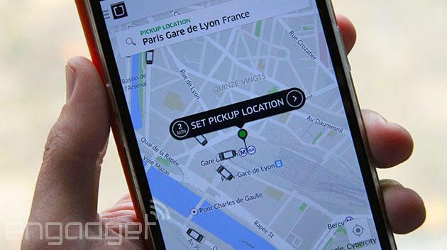 Court rules that UberPOP cars can still pick you up in Paris