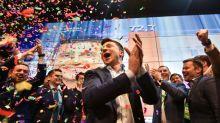 Ucrânia abre novo capítulo de sua história após  vitória de comediante como presidente