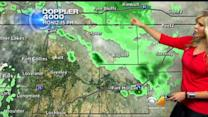 Monday Afternoon Forecast: Blue Skies Could Give Way To More Showers