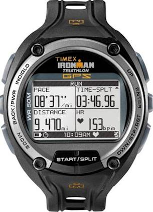 Timex readying GPS-equipped Ironman Global Trainer wristwatch