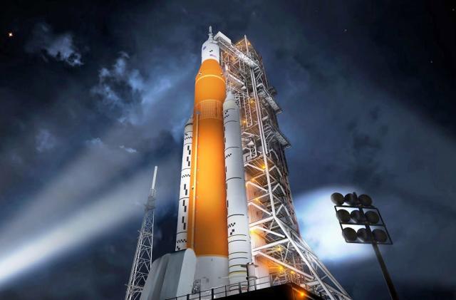 NASA insists its Mars rocket will still launch in 2019