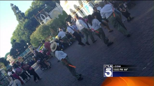 Toontown Evacuated After Explosion at Disneyland