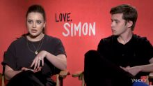Love, Simon's Katherine Langford: 'It's tremendously scary to come out as gay in Hollywood' (exclusive)