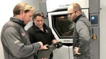 Andretti Autosport Shifts into High Performance Additive Manufacturing with Stratasys