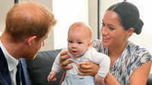 Prince Harry's beloved childhood nanny is baby son Archie's secret godmother