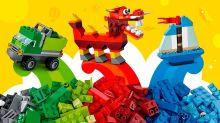 LEGO 與騰訊宣佈共同開發智能玩具及遊戲!