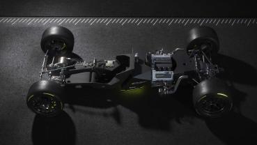 Peugeot 準備了 V6 雙渦輪引擎油電系統來積極備戰 2022 年的利曼大賽