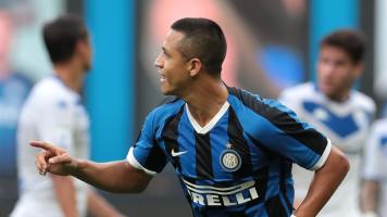Alexis Sánchez demuestra por qué el Inter lo quiere retener