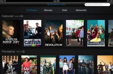 Time Warner TWC TV app now lets users watch shows On Demand, live