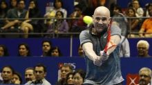 Agassi could bring something special to Djokovic, says Leconte