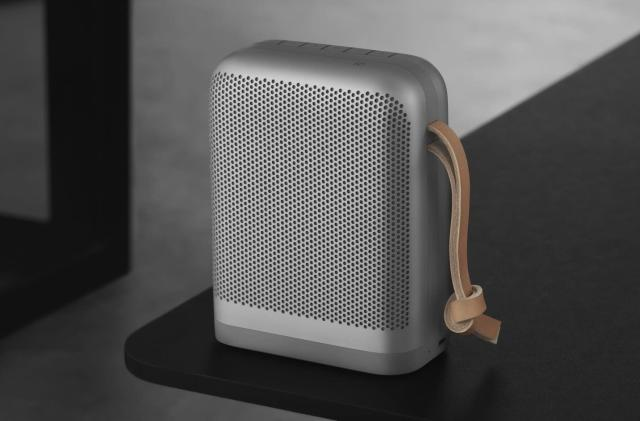 B&O's Beoplay P6 speaker blasts your summer playlists in all directions