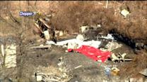 Search Continues For Cause Of Deadly Plane Crash In Chester County