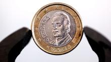 El euro cae hasta los 1,1641 dólares