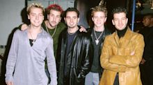 *NSYNC announces 'Dirty Pop-Up' shop coming to Los Angeles