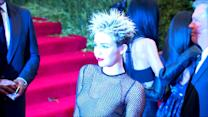 Miley Cyrus Prefers Smoking Marijuana to Drinking