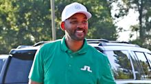 Will Smith Hits the Golf Course in L.A., Plus Luke Evans, Rebel Wilson and More