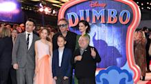 Eva Green, Thandie Newton, Olly Murs and more attend Disney's Dumbo European premiere in London