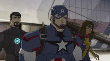 Marvel introducing first gay Captain America in the comics