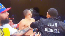 Boxer's Uncle Sucker Punches Opponent After Controversial Fight