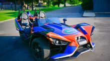 """Polaris Slingshot Partners with the Florida Gators Offering Fans a Once-in-a-Lifetime Chance to Experience the """"Ultimate Joyride"""" During the Gator Walk"""