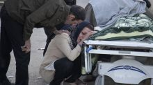 7.3-magnitude earthquake jolts region on Iran-Iraq border
