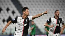 Juve empata com Atalanta e põe a mão na taça; Lazio perde para Sassuolo