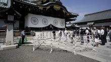 Japan marks 75th anniversary of war end with no Abe apology