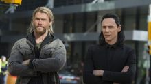 Thor: Ragnarok almost featured Fat Thor and Goth Loki