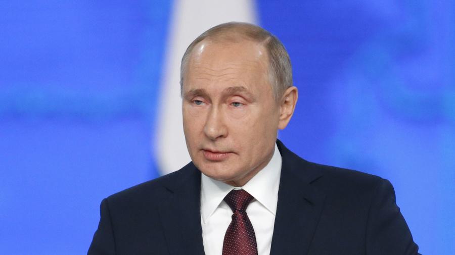 Putin to U.S.: I'm ready for Cuban Missile Crisis 2.0