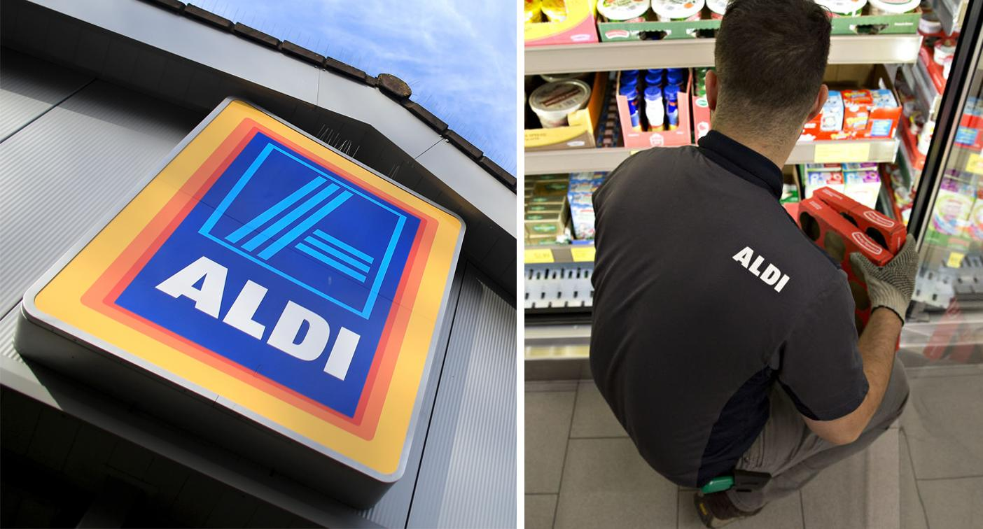 Mum praises Aldi employee who helped her with autistic toddler