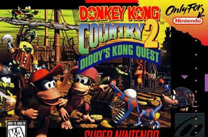 Diddy Kong, Streets of Rage 2, and Blazing Lazers blaze Virtual Console