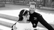 Royal Wedding photos: first official pictures of Duke and Duchess of Sussex released