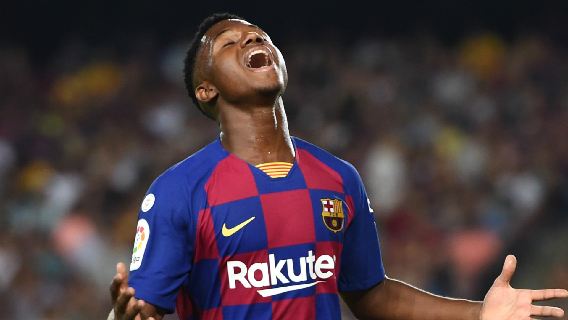Ansu Fati How Barcelona Beat Real Madrid And Sevilla To The Signing Of Guinea Bissau Teenager