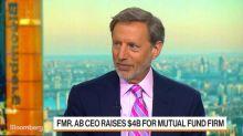 Ex-AllianceBernstein CEO's New Firm Aperture Bets on Humans