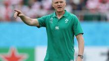 Rugby - L'ancien entraîneur de l'Irlande, Joe Schmidt, nommé directeur de la performance par World Rugby