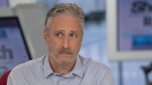 Jon Stewart says police 'are a reflection of society'