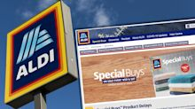 Aldi customers confused over Special Buys rule: 'Not allowed!'
