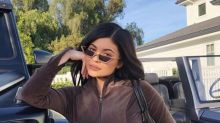 Kylie Jenner just wore a velour onesie