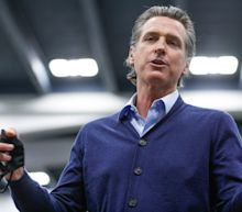 A new poll shows California Gov. Newsom is in danger of being recalled in the heavily Democratic state