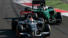 ​Caterham F1 team goes into administration